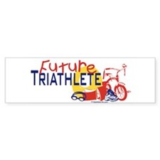 futuretri copy.jpg Bumper Bumper Sticker