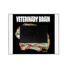 vet brain Picture Frame