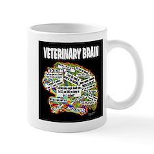 vet brain Mugs