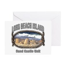 Sand Castle... Greeting Cards (Pk of 10)