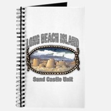 Sand Castle... Journal