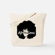 Afrobulous Tote Bag