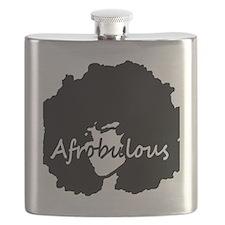 Afrobulous Flask