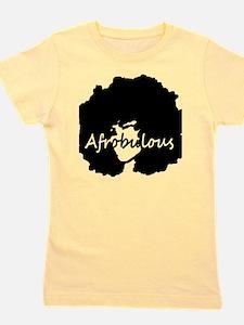 Afrobulous Girl's Tee