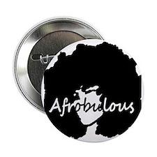 """Afrobulous 2.25"""" Button"""