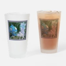 A Unicorn of Velventera II Drinking Glass