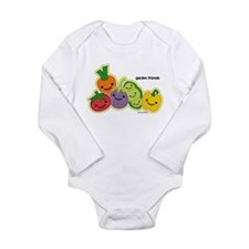 Garden Veggie Friends Body Suit