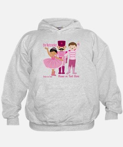 Personalize Pink Nutcracker Hoodie
