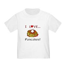 I Love Pancakes T