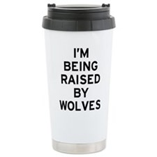 I'm Wolves Travel Mug