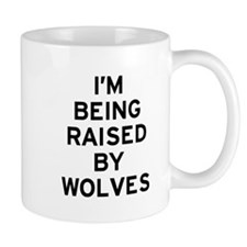 I'm Wolves Small Mugs