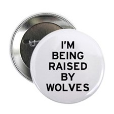 "I'm Wolves 2.25"" Button"