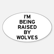 I'm Wolves Decal
