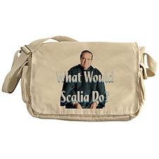 What Would Scalia Do Messenger Bag