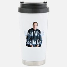 What Would Scalia Do Thermos Mug