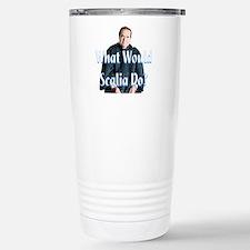 What Would Scalia Do Travel Mug