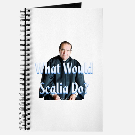 What Would Scalia Do Journal