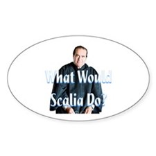 What Would Scalia Do Decal