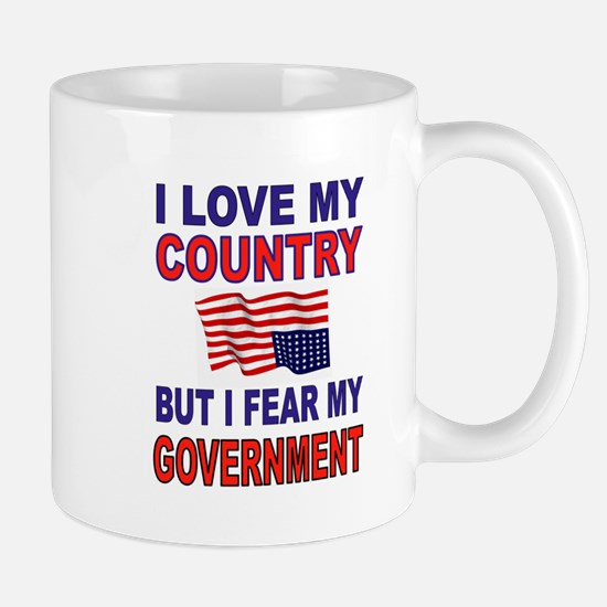 VOTE FOR AMERICA Mugs
