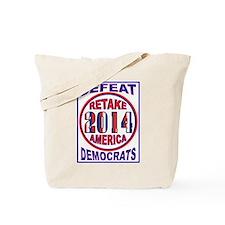 VOTE FOR AMERICA Tote Bag