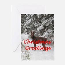 Doberman Christmas Cards (Pk of 20) Greeting Cards