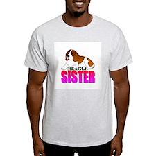Beagle Sister T-Shirt