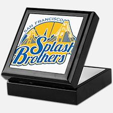 Splash Brothers Keepsake Box