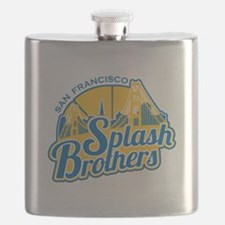 Splash Brothers Flask