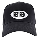 Retired Black Cap