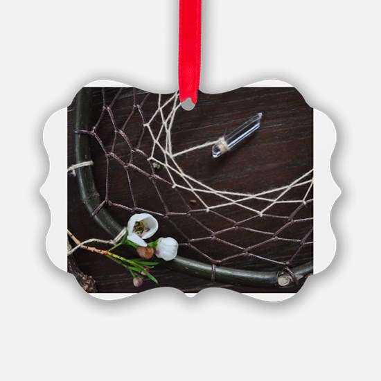 Funny Foraging Ornament