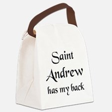 saint andrew Canvas Lunch Bag