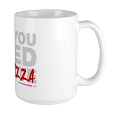 All You Need Is Pizza Mug
