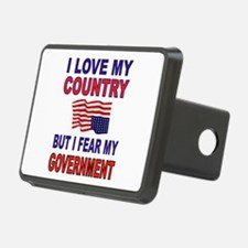 SAVE AMERICA Hitch Cover
