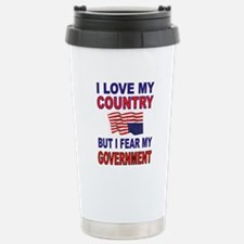 SAVE AMERICA Travel Mug
