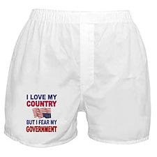 SAVE AMERICA Boxer Shorts