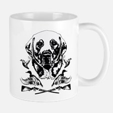 Duck Hunter Labrador 2 Mug