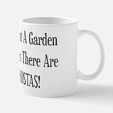 Hosta Garden Mug