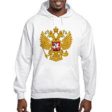 Russia 2 Headed Eagle Hoodie