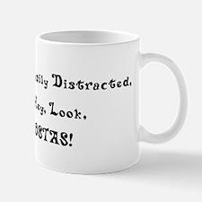 Distracted By Hosta Mug