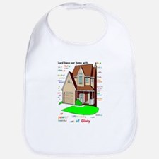 Lord bless our home Bib