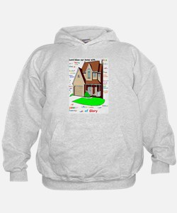 Lord bless our home Hoodie