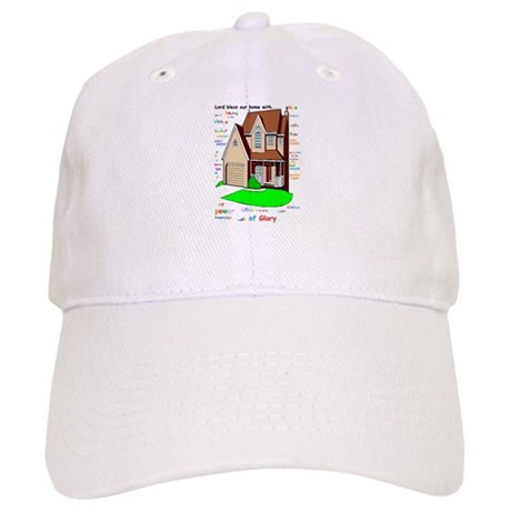 Lord bless our home Baseball Cap