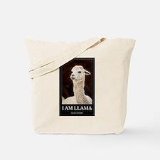 I Am Llama Tote Bag