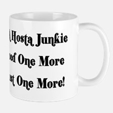 Hosta Junkie Mug
