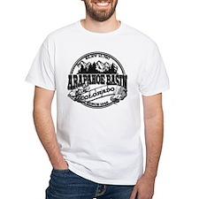 A-Basin Old Circle Black Shirt