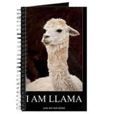 I Am Llama Journal