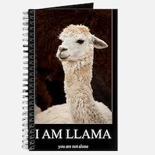 I Am Llama Journal