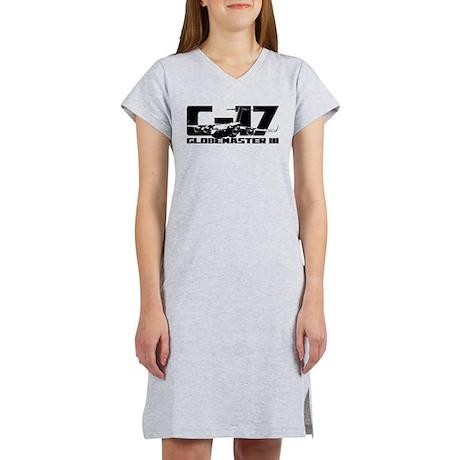 C-17 Globemaster III Women's Nightshirt