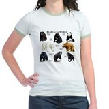Bear Jr. Ringer T-Shirt
