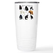 Bears of the World Thermos Mug